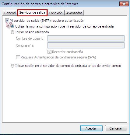 configurar cuenta de gmail en outlook 2010