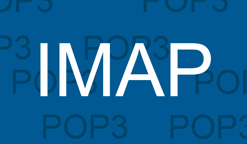 Cambiar tu cuenta de correo de POP3 a IMAP